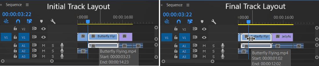 Premiere Pro Slide Edit