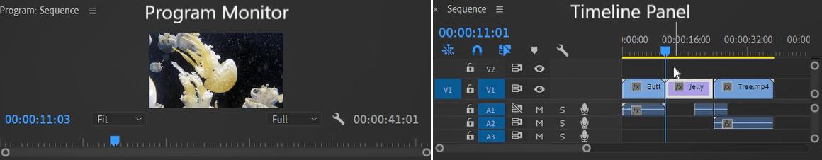 Premiere Pro Slip Edit Initial